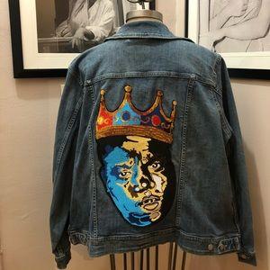 Biggie Levi's Jean Jacket
